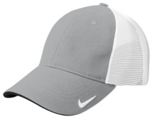 3871ea26d65 Anthracite Wht Nike Golf Mesh Back Cap II Cool Grey Wht