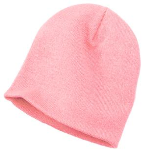 ccc5c6ab856 Port   Company Knit Skull Cap Light Pink